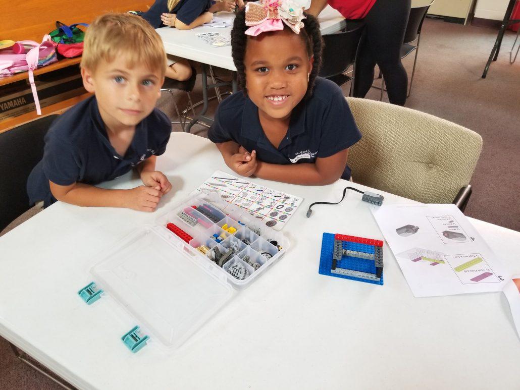 Robotics Program at St. Paul Lutheran School - Catonsville