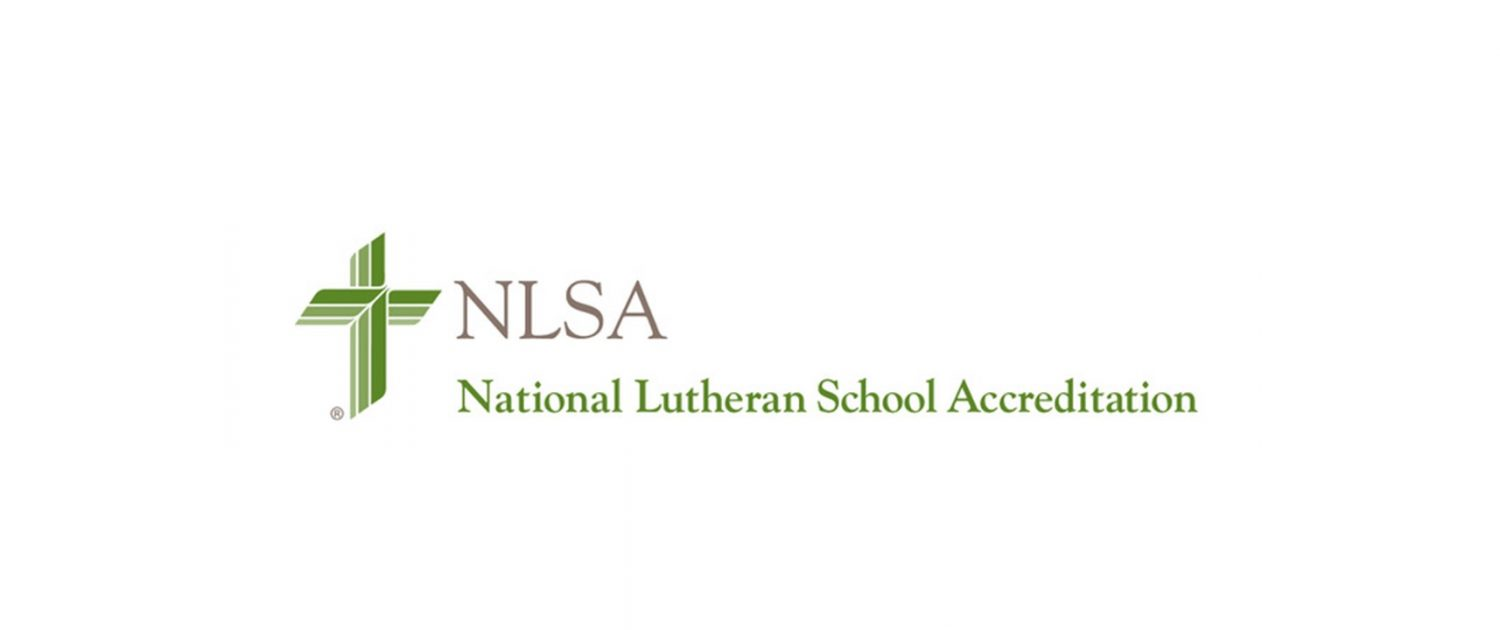 Logo for National Lutheran School Accreditation (St Paul Lutheran School Catonsville)